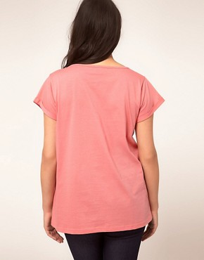 Image 2 ofASOS CURVE Forever T-Shirt