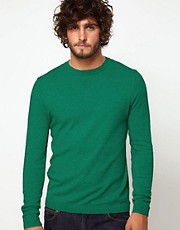 ASOS  Pullover mit Rundhalsausschnitt