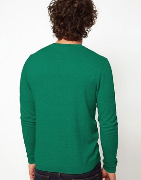 Image 2 ofASOS Crew Neck Jumper