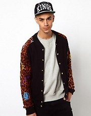 Joyrich Royal Leopard Jacket