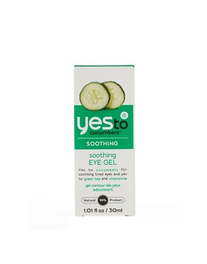 Image 2 ofYes To Cucumbers Soothing Eye Gel 30ml