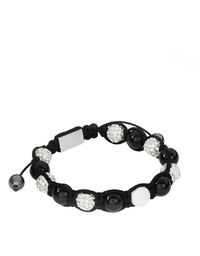 Image 1 ofShimla Crystal Beaded Bracelet