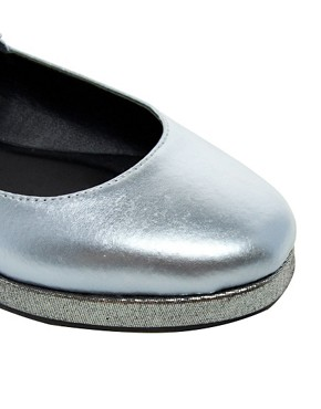 Image 2 ofASOS LANDING Flat Shoes