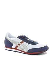 Onitsuka Tiger Sakurada Nylon Sneakers