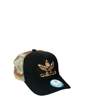 Image 1 ofAdidas Originals Trucker Cap
