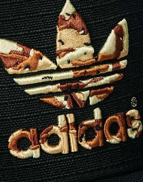 Image 2 ofAdidas Originals Trucker Cap