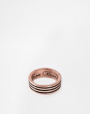 Icon Brand Ring