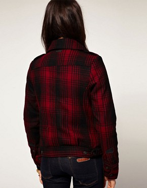 Image 2 ofWrangler Check Jacket