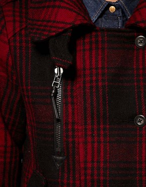 Image 3 ofWrangler Check Jacket