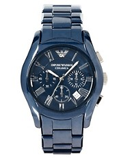 Emporio Armani Chronograph Ceramic Watch AR1469