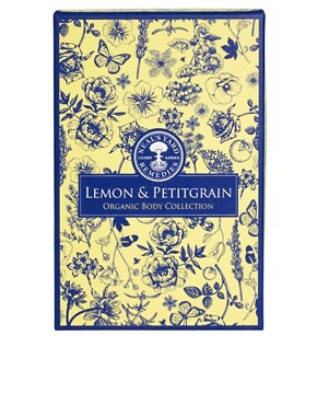 Image 3 ofNeal&#39;s Yard Remedies Petitgrain &amp; Lemon Shower &amp; Bodycare Collection