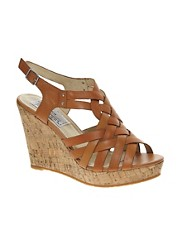 Bertie Gracie Wedge Sandals