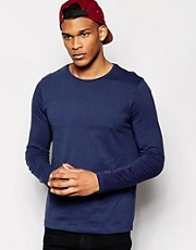 ASOS Long Sleeve T-Shirt With Crew Neck