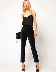 ASOS Velvet Tux Pants