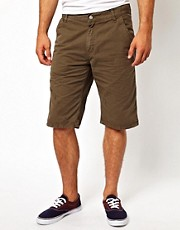 Carhartt &ndash; Monty Bermuda &ndash; Twill-Shorts