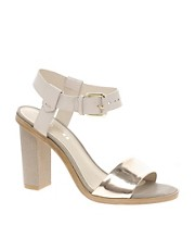 Whistles Chi Chi Block Heeled Sandals