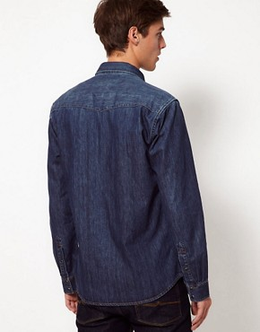 Image 2 ofSelected Denim Shirt