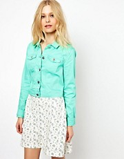 Vero Moda Coloured Denim Jacket