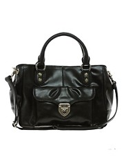 Love Moschino Leather Heart Bag