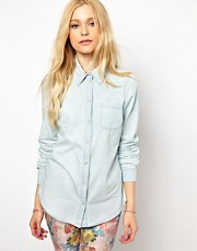 Vero Moda Over Size Denim Shirt