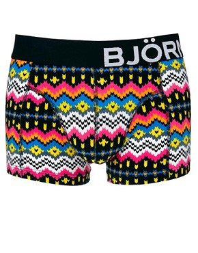 Image 1 ofBjorn Borg Nordic Knit Trunk