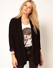 Oasis Long Line Blazer