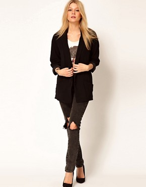 Image 4 ofOasis Long Line Blazer