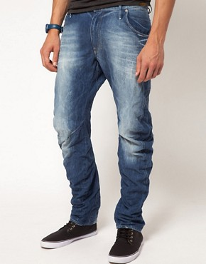 Image 1 ofG Star Jeans Arc 3D Loose Tapered