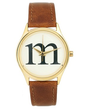 Image 1 ofASOS &#39;M&#39; Watch