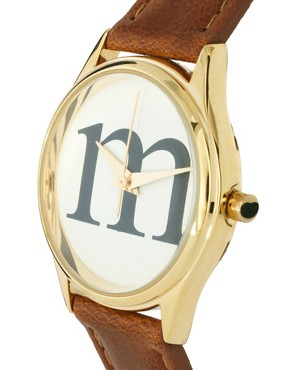 Image 3 ofASOS &#39;M&#39; Watch
