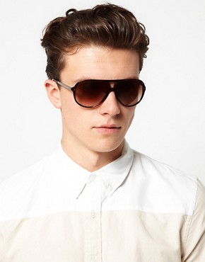 Image 3 ofDolce &amp; Gabbana Aviator Sunglasses