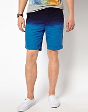 Esprit Dip Dye Shorts