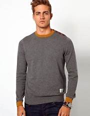 Jack &amp; Jones Aviator Jumper