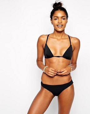 Image 3 ofASOS Mix and Match Moulded Cross Back Triangle Bikini Top