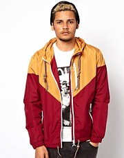 Criminal Damage Windbreaker Jacket