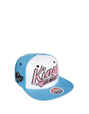 Image 2 ofZephyr Kings Swoop Three Tone Snapback Cap