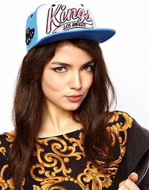 Image 1 of Zephyr Kings Swoop Three Tone Snapback Cap