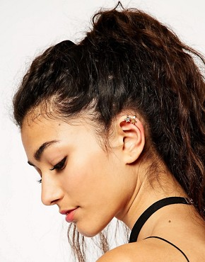 ASOS Mystical Star Ear Cuff Pack