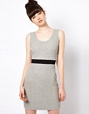 Won Hundred Jodie Dress in Textured Jersey
