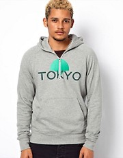 Nike Hoodie With Tokyo Print