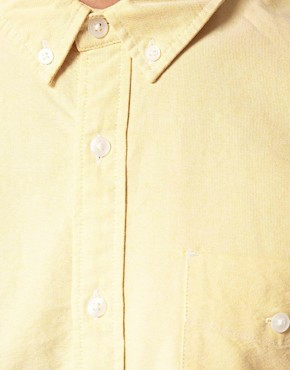 Image 3 ofASOS Short Sleeve Oxford Shirt