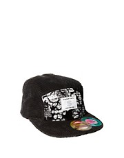 Snapback Cap Co  Kappe mit 5 Bahnen
