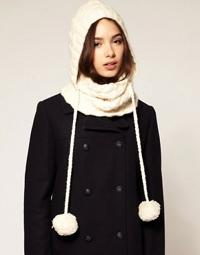 Image 1 of Lowie Hooded Snood