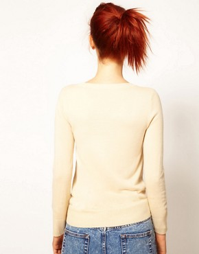 Image 2 ofElizabeth Lau for ASOS &#39;Treacle Tart&#39; Jumper