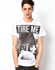 Blood Brother Tire Me T-Shirt
