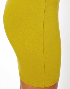 Image 3 ofASOS Mini Skirt in Jersey