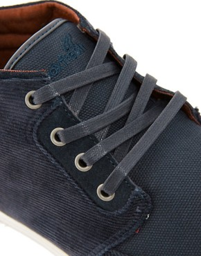 Image 2 ofBoxfresh Eavis Cord Chukka Boots