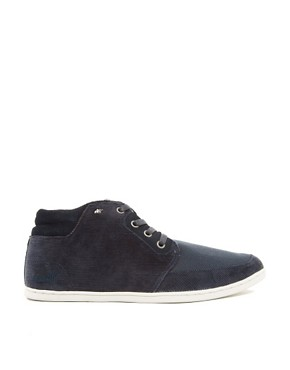 Image 4 ofBoxfresh Eavis Cord Chukka Boots