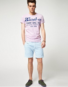 Image 4 ofDiesel Regone Sho Shorts