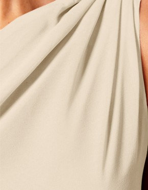 Image 3 ofTFNC One Shoulder Dress